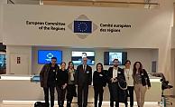 Çanakkale Heyeti, Brüksel Ortak Ağ Toplantılarına katıldı