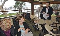 Çanakkale Yeşilay Şubesi'nin projeleri tanıtıldı