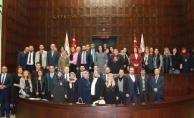 İskenderoğlu; Şehit Aileleri, Gazi ve Gazi Ailelerini TBMM'de misafir etti