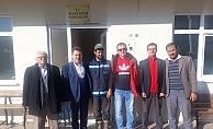 AK Parti'den köy çıkarması