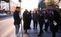 Başkan Gökhan'dan Trafik incelemesi