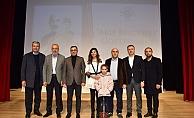 Biga'da Mehmet Akif Ersoy, 'Akif' belgeseliyle anıldı.