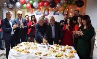 Çanakkale Belediyesi 2020'nin gelişini kutladı