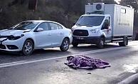 Çanakkale'de trafik kazası:1 ölü