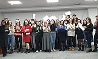 Eğitime 40 öğrenci katıldı