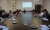 Hibe desteklerinin anlatıldığı toplantı gerçekleştirildi