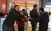 """Yeni yıl hediyesi """"Çam fidanı"""" (VİDEO)"""
