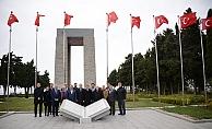 Bosna-Hersek Büyükelçisi tarihi alanda