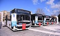 Çanakkale Belediyesi'ne 10 yeni otobüs (VİDEO)