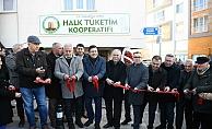 Halk KooperatifMini Market Açıldı