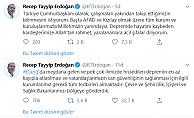 Recep Tayyip Erdoğan, Elazığ depremi sonrası açıklamada bulundu (Video)