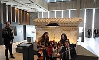Troya Müzesi'nde Selfie Günü