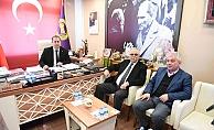 Gökhan, Esnaf Odası Başkanları ile Bir Araya Geldi