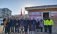 Karşıyaka Mahallesinde, Hizmet Binası vatandaşların hizmetinde (VİDEO)