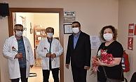 Başkan Öz, Sağlık kahramanlarını unutmadı