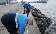 Balıkçılara özel sosyal mesafe önlemleri
