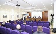 Gelibolu Belediyesi'nin 2021 yılının ilk meclis toplantısı