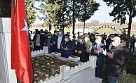 Bigalı Mehmet Çavuş, vefatının 57.yılında anıldı