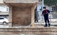 Çanakkale Belediyesi temizlik çalışmalarına devam ediyor