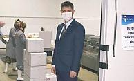 İşkur'dan Kobak süt ürünleri firmasına ziyaret