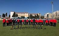 Vali Aktaş'tan okçuluk milli takımı kampına ziyaret
