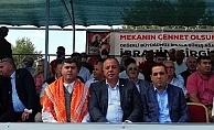 ÇTSO, Bayramiç güreş etkinliklerine katıldı