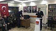 CHP'liler danışma toplantısında buluştu