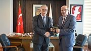 Çakır'dan Başkan Gökhan'a ziyaret…