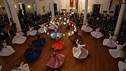Gelibolu Mevlevihanesi'nde iftar programı