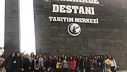 Bayramiç Meslek Yüksek Okulu Tarihî Alan'da