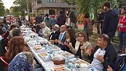 Cevatpaşa Mahallesi'nde iftar