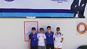 Belediyespor'a 2 madalya