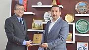 Başkan Öz Kosova'da