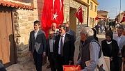 Vali Tavlı, Atatürk Evi ve Müzesi'ni inceledi