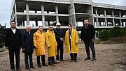 Turan, 100 Milyon TL'lik tesisi inceledi