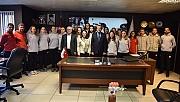 Kale Gençlik'ten Başkan Öz'e ziyaret