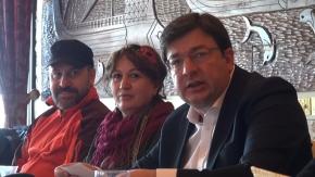 CHP Çanakkale Milletvekili Muharrem Erkek Basın toplantısı düzenledi