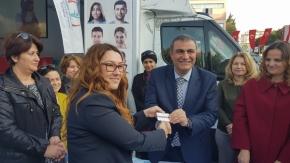 Başkan Karadağ tüm organlarını bağışladı