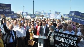 AK Parti Menderesi andı