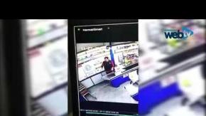 Biga'da silahlı soygun