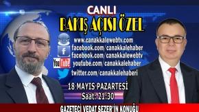 Bakış Açısı#039;nın konuğu Kepez Belediye Başkanı Birol Arslan