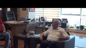 CHP Genel Başkan Yardımcılarından Ülgür Gökhan'a Ziyaret