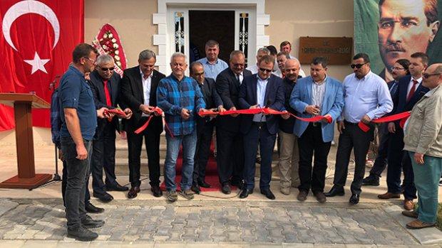 Truva Sulama Birliği yeni binasına kavuştu
