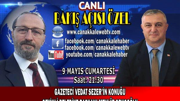 Bakış Açısı programının konuğu Başkan Oruçoğlu