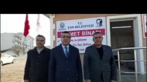 Karşıyaka Mahallesinde Hizmet Binası Açıldı