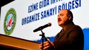Ezine Gıda Organize Sanayi Bölgesi Lansmanı